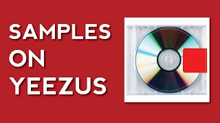getlinkyoutube.com-Sample Breakdown: Kanye West's 'Yeezus'