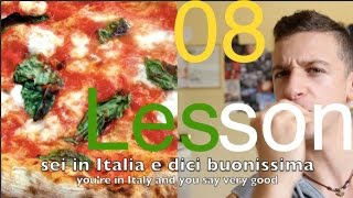 getlinkyoutube.com-Lesson NORMAL SPEED 08 - I GESTI ITALIANI (Learn Italian the Natural Way with subtitles ENG/ITA)