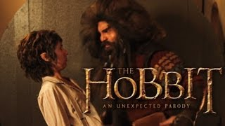 getlinkyoutube.com-The Hobbit: An Unexpected Parody by The Hillywood Show®