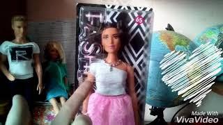 Обзор на куклу Fashion nistas