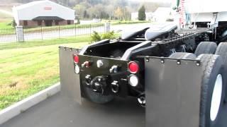 getlinkyoutube.com-(2) 1999 Peterbilt 357 6x6 Tractor Conversions for JRD LLC