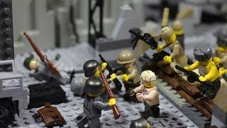 Stalingrad lego ww2 - final battle / Сталинградская битва - решающий штурм (лего мультфильм)