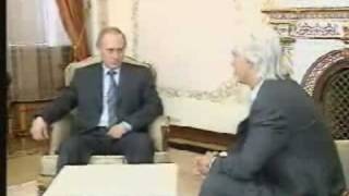 getlinkyoutube.com-Dmitri Hvorostovsky Meeting Vladimir Putin
