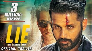 LIE (2017) Official Hindi Trailer | Nithiin, Arjun, Megha, Ravi Kishan | In Cinemas Oct 6th