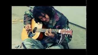 getlinkyoutube.com-AMAZING homeless singer - streets of TORONTO
