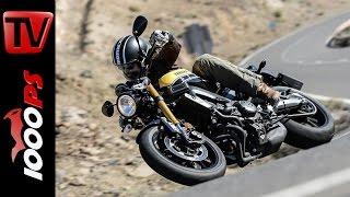 getlinkyoutube.com-Yamaha XSR900 Test 2016 | Fazit, Onboard, Fahreindrücke