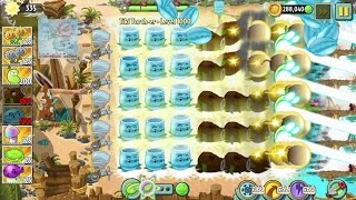 getlinkyoutube.com-Tiki Torch-er Level 1000 - Impossible Level - Plants vs Zombies 2