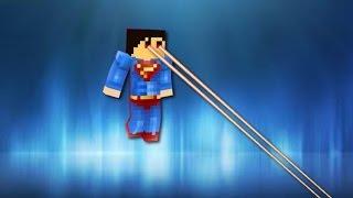 getlinkyoutube.com-Superman in vanilla Minecraft | ONLY ONE COMMAND BLOCK  (1.8)