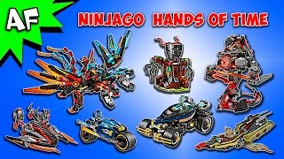getlinkyoutube.com-Every Lego Ninjago HANDS of TIME Set - Complete Collection!