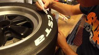 getlinkyoutube.com-How To: Paint Tire Lettering White