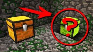 getlinkyoutube.com-Minecraft: 10 ЛУЧШИХ способов спрятать сундук!