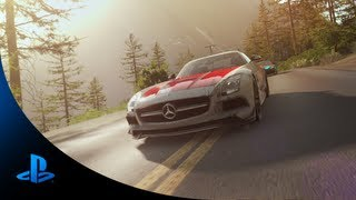 getlinkyoutube.com-#DRIVECLUB - E3 Trailer (PS4) | E3 2013