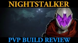getlinkyoutube.com-Nightstalker PvP Build and Review (Keen Scout + Graviton Forfeit)