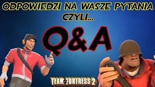 Q&A czyli odpowiedzi na wasze pytania