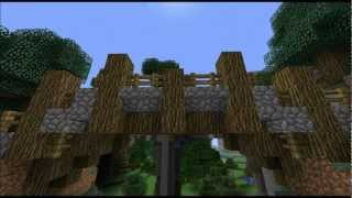 getlinkyoutube.com-Minecraft Tutorial: How to build a medieval bridge