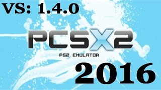 PCSX2 1.4.0 settings 60 FPS 100% SPEED Set Up Configure Test (Windows PC)LAPTOP