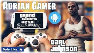 getlinkyoutube.com-Tutorial Gta San Andreas v1.08+Cleo Mod [Apk+Obb] 2015