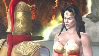 MK vs. DC - Fuck Wonder Woman