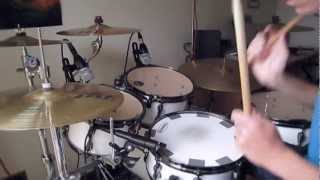 Avenged Sevenfold - Seize The Day (Drum Cover)