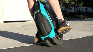 Self Balancing DUAL-Wheel Electric Unicycle Scooter! - REVIEW
