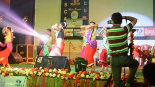 getlinkyoutube.com-RASCA Award Show 2016 (Santragachi Sagen Sakam Dance Group)
