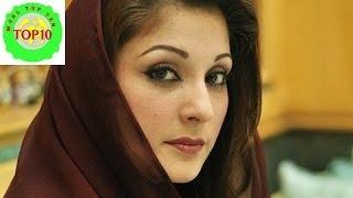 getlinkyoutube.com-Top 10 Attractive Pakistani Women Politicians