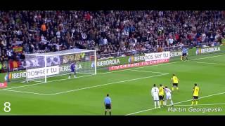 getlinkyoutube.com-Ivan Rakitic ● All 15 Goals 2013/14 ● Sevilla