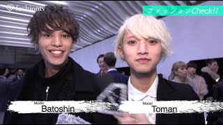 ハラハラ東京Part17 【Esprit Dior TokyoでファッションCheck!!】