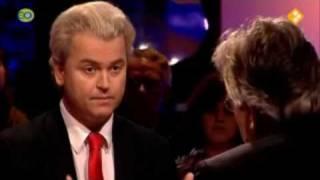 """getlinkyoutube.com-Geert Wilders LIVE! In """"Het elfde uur"""""""