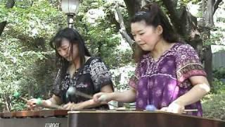 getlinkyoutube.com-2010.9.2 Natsu&Kayo  アメリカンパトロール&テキーラ.avi