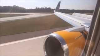 getlinkyoutube.com-Condor 767 Heraklion to Frankfurt