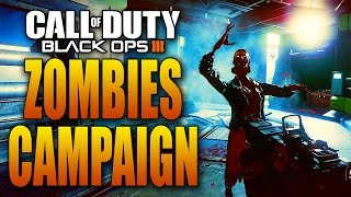 "getlinkyoutube.com-Black Ops 3 ""NIGHTMARES"" - Mission 1 - Zombie Outbreak (BO3 Zombies Story Mode)"
