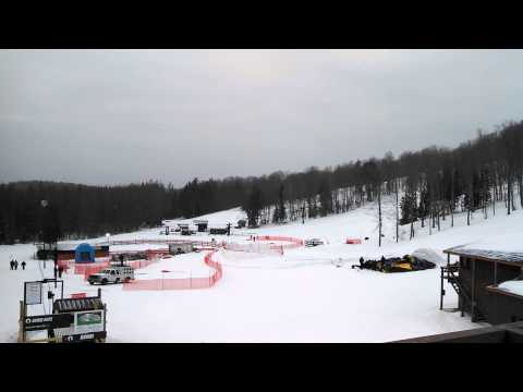 Ski Brule Snow Report 3/15/14