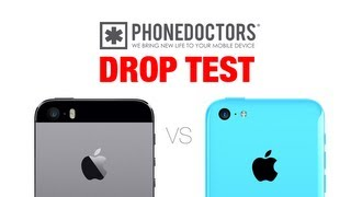 getlinkyoutube.com-iPhone 5S vs. iPhone 5C drop test - Which iPhone will win?