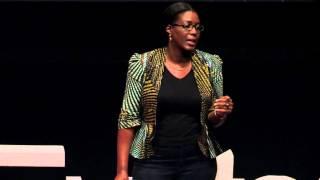 Don't happily be a spectator in your own economy | Monica Katebe Musonda | TEDxEuston