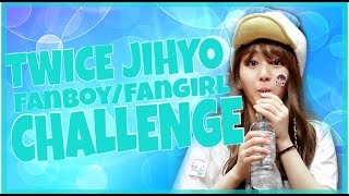 getlinkyoutube.com-TWICE Jihyo: Try Not To Fanboy/Fangirl Challenge!