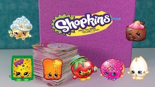 getlinkyoutube.com-Update Shopkins Collector Cards Packs Lets Add Them To The Collection | PSToyReviews
