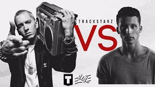 getlinkyoutube.com-Eminem vs NF (@eminem @nfrealmusic @trackstarz)