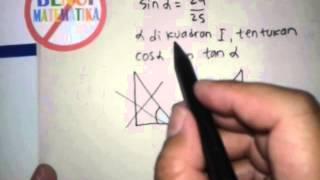 Dasar-dasar Trigonometri(-Part 2