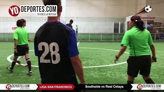 Southside vs. Real Celaya Champions de los Martes Liga San Francisco