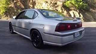 Modified 2002 Chevrolet Impala - One Take