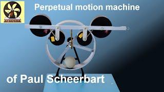 getlinkyoutube.com-Paul Scheerbart's Wheel. Movimiento Perpetuo