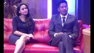 getlinkyoutube.com-Nischal Basnet & Swastima Khadka LIVE Full Episode (HUAWEI Namaste TV Show)