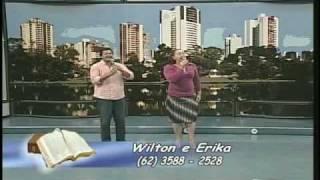 Wilton e Erika - Programa do Tulio Isac