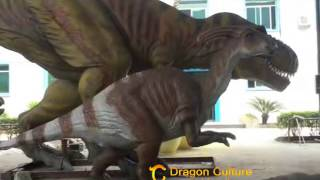 CD 07 B  Parasaurolophus 5m long
