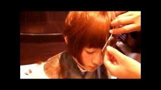 getlinkyoutube.com-japanese Hair cut short Bob style)