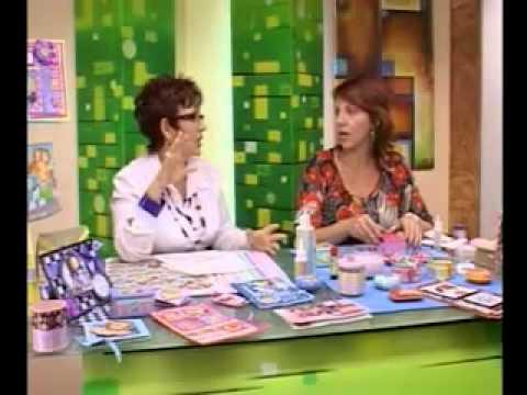 Alejandra Abasalo en el programa habilidades con Raquel
