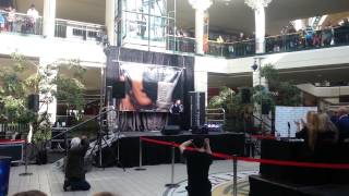 Hidden Talent Canada Woodbine Center 10 years old Jeffrey Li I Surrender