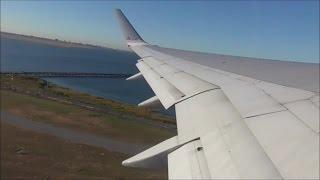 getlinkyoutube.com-American Airlines Boeing 757-223 | New York JFK to Charlotte *Full Flight*