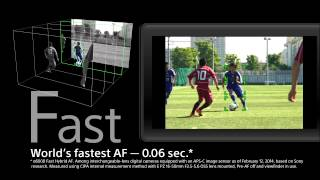 getlinkyoutube.com-4D FOCUS for A6000 from Sony: Official Video Release
